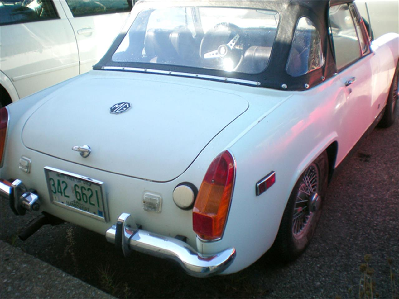 Large Picture of Classic '70 MG Midget located in New Hampshire - $9,900.00 - JBT4