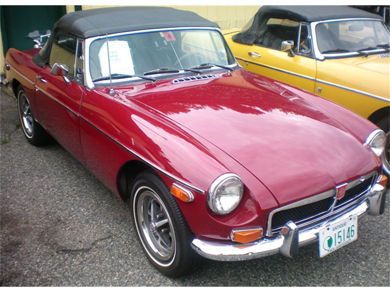 Large Picture of '74 MGB - JBT9