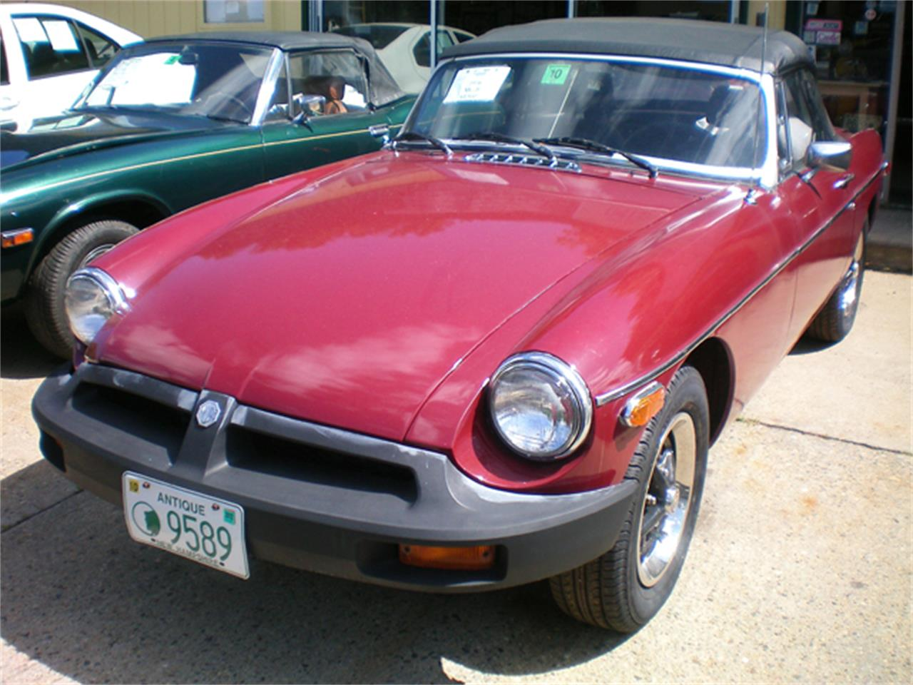 Large Picture of 1976 MGB - $6,900.00 Offered by Brit Bits - JBTA