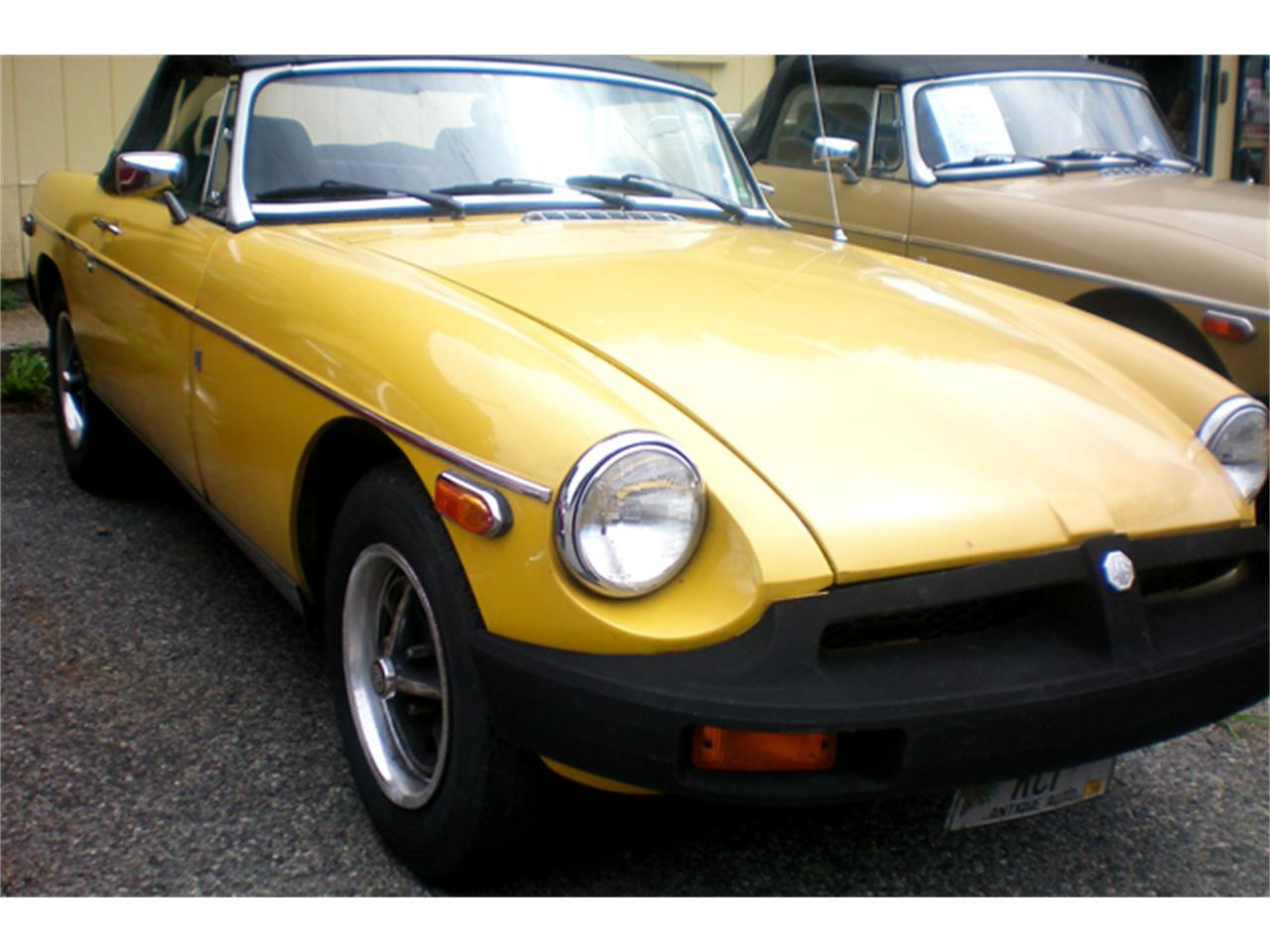Large Picture of '78 MGB - JBTI