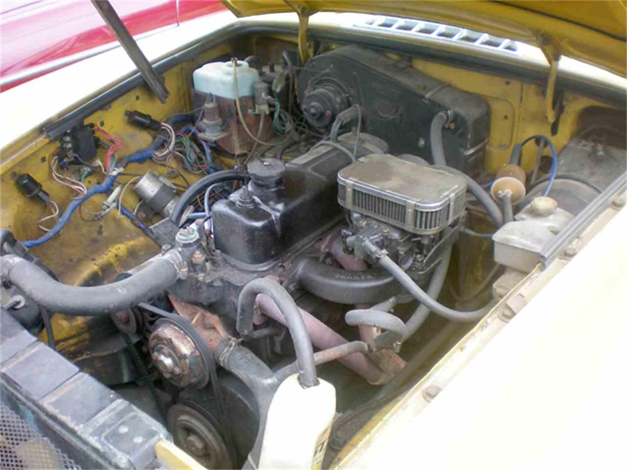 Large Picture of '78 MGB - JBTI