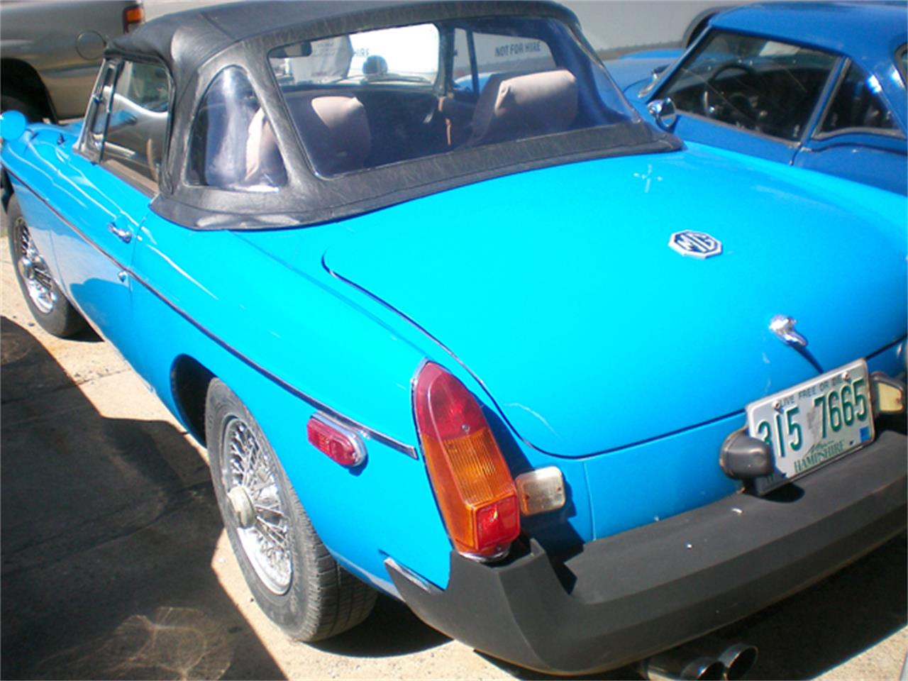Large Picture of 1980 MGB located in New Hampshire - $9,900.00 Offered by Brit Bits - JBTJ