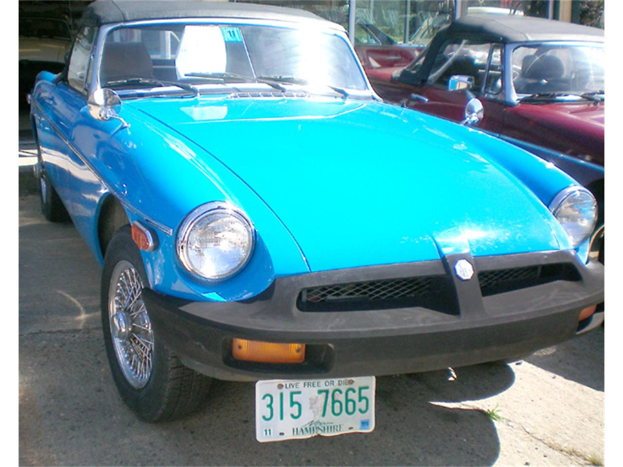 Large Picture of 1980 MG MGB located in New Hampshire - JBTJ