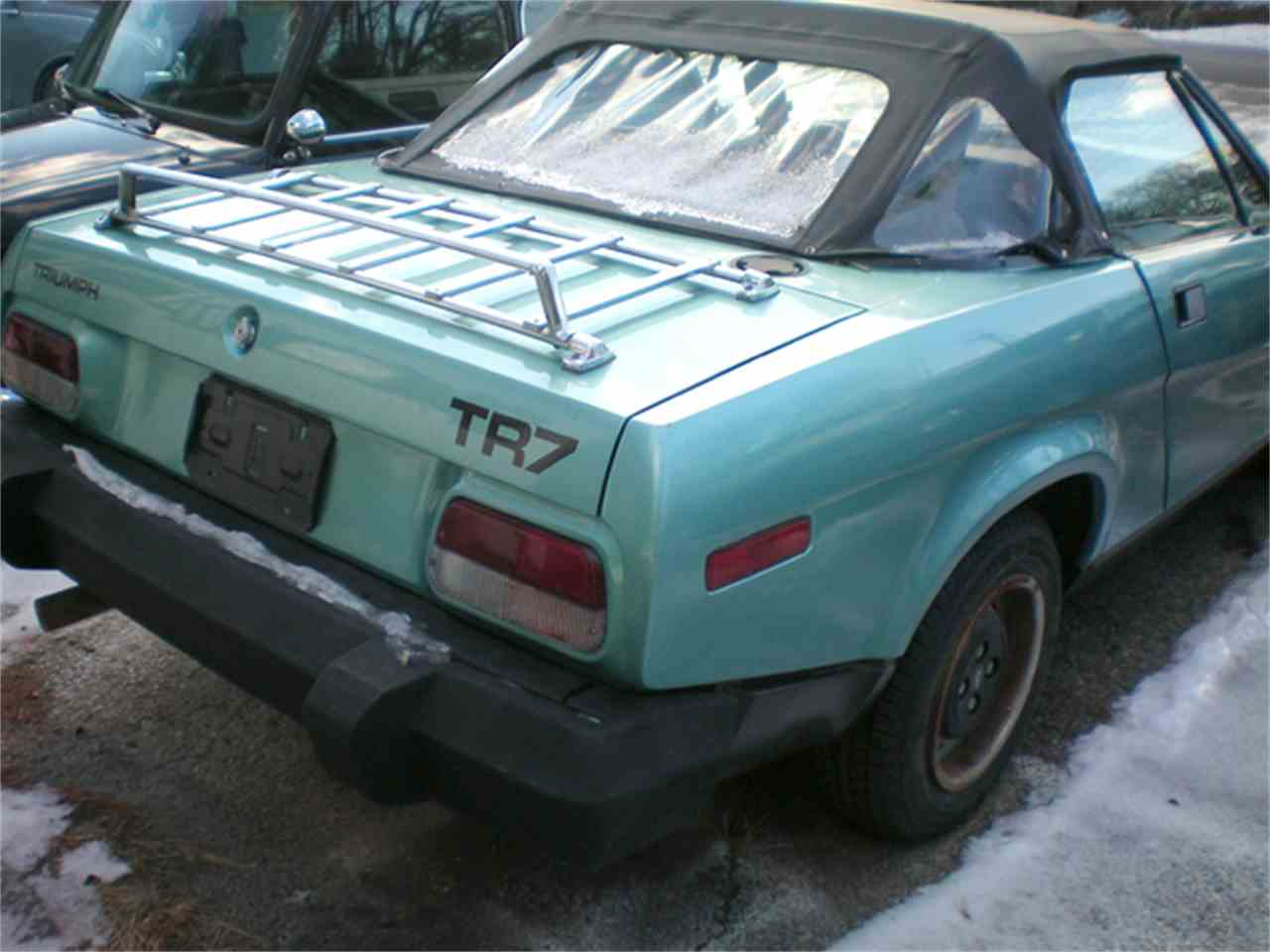 Large Picture of '80 TR7 - JBV5