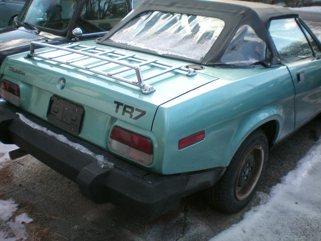 Picture of '80 TR7 - JBV5