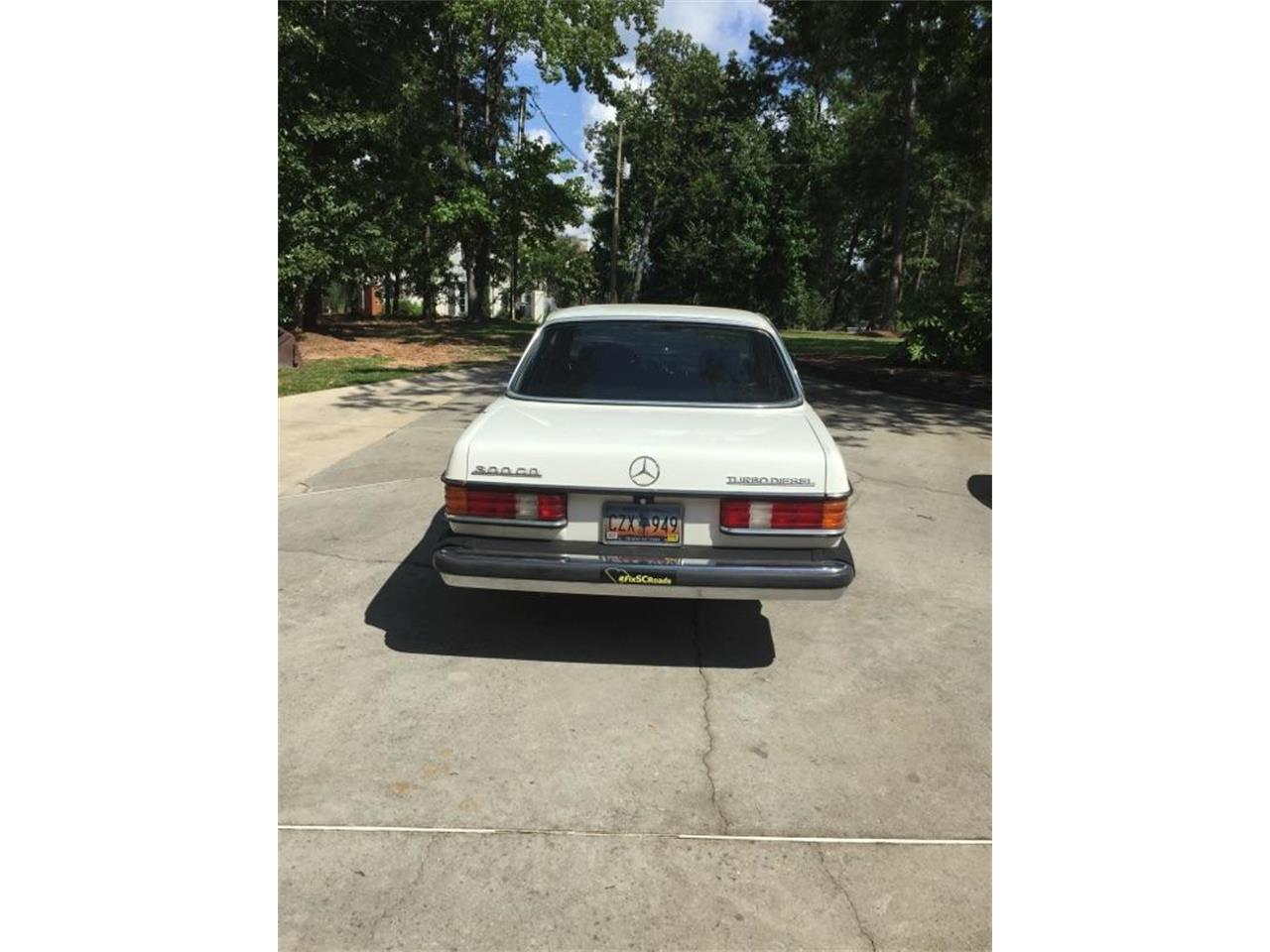 Large Picture of 1984 Mercedes-Benz 300CD located in South Carolina - $6,900.00 Offered by a Private Seller - JBVZ