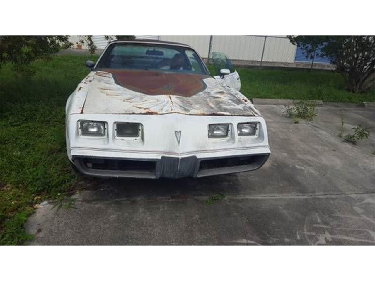 Large Picture of '79 Firebird - JAL8