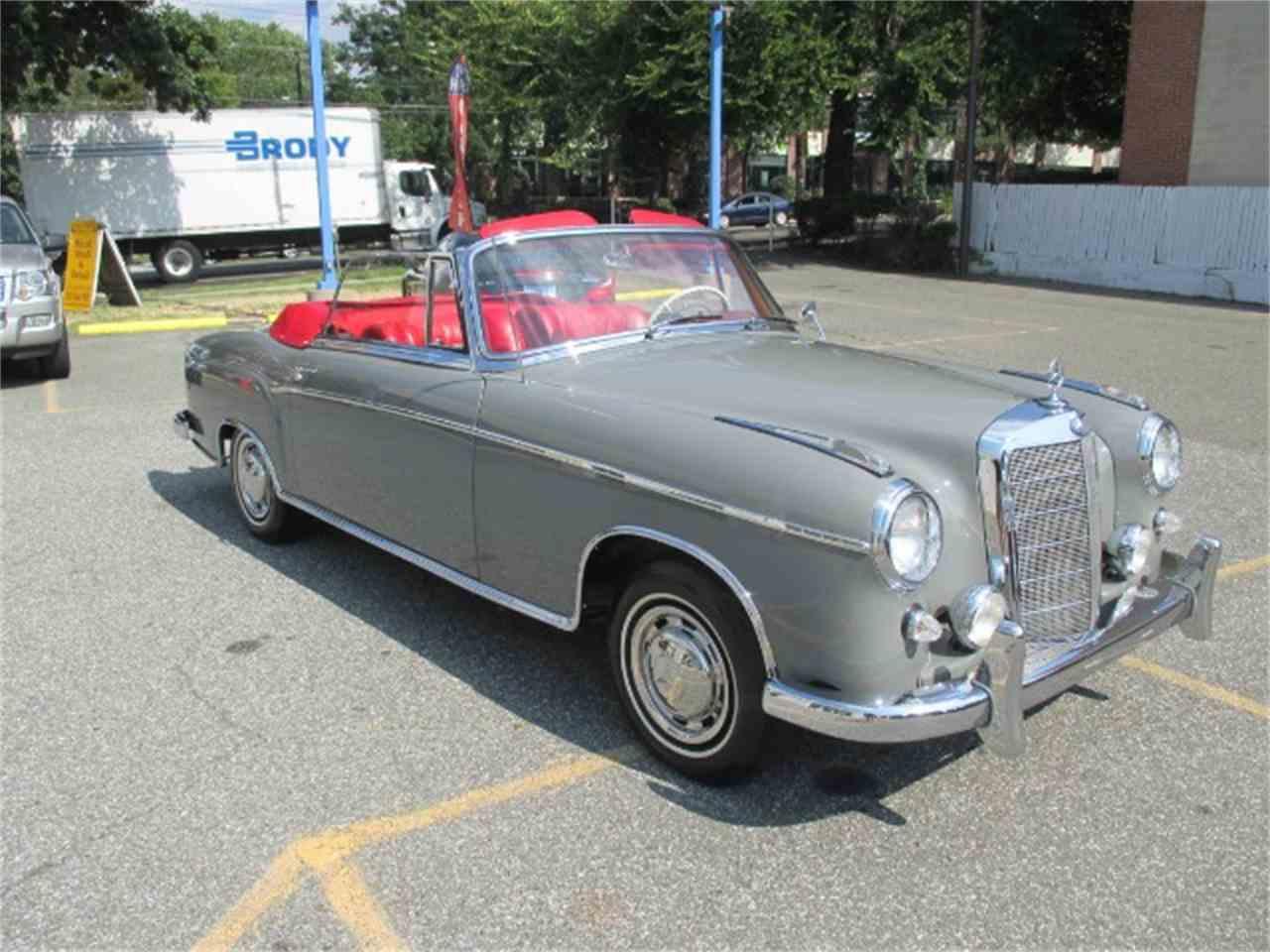 1959 Mercedes Benz 220 For Sale Cc 900195