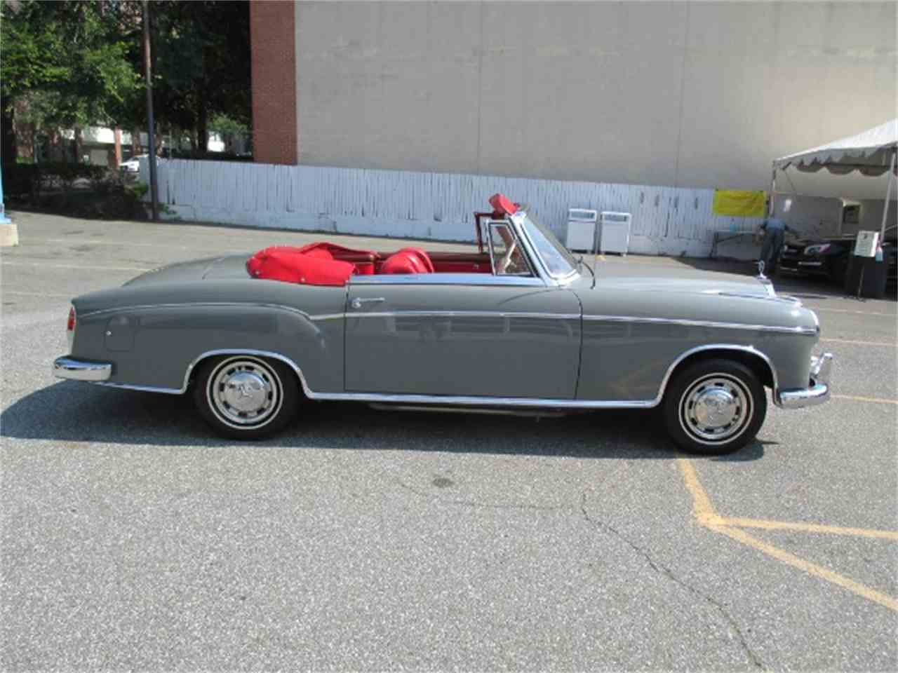 1959 mercedes benz 220 for sale cc 900195 for Mercedes benz for sale in md