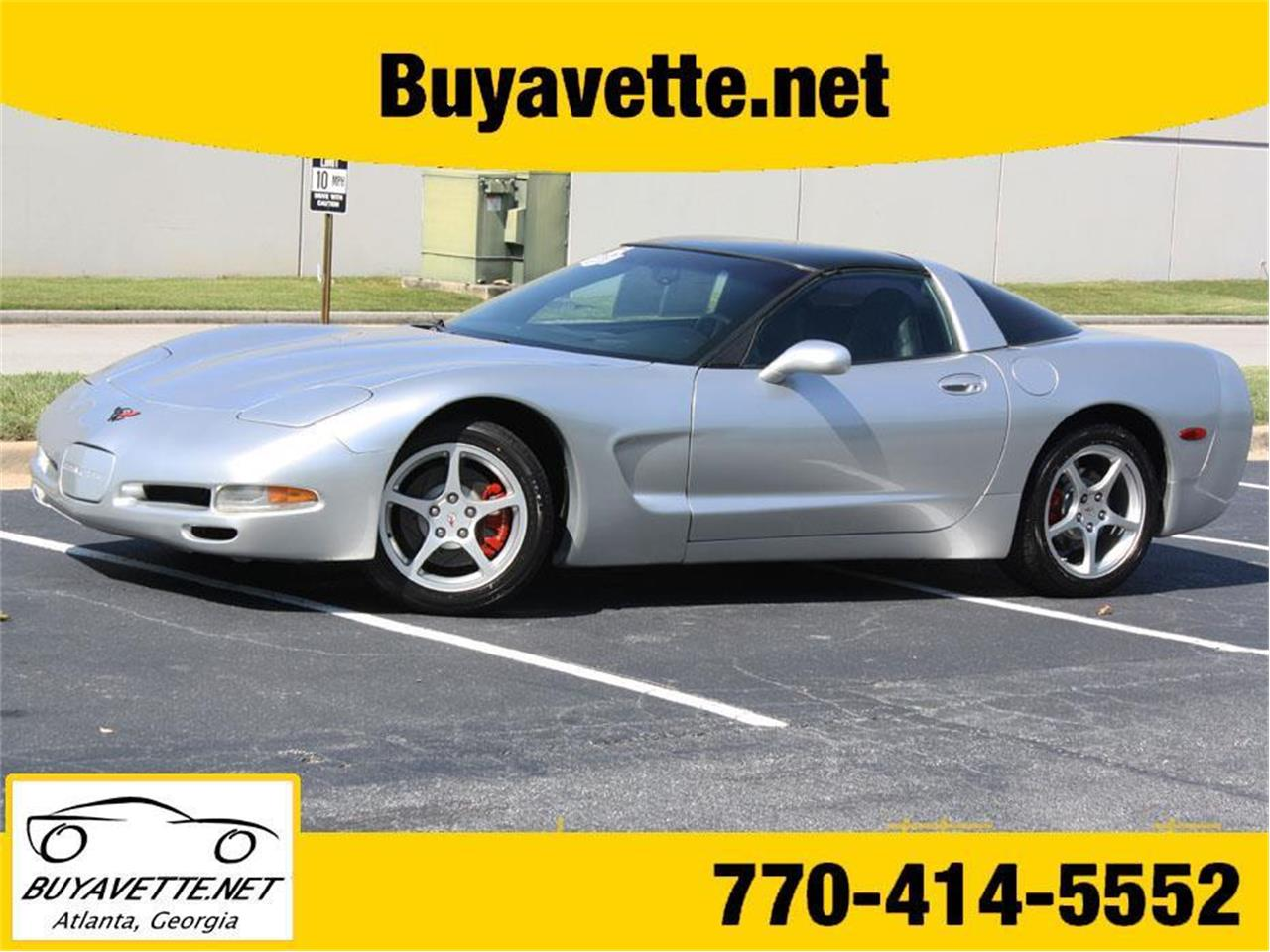 Large Picture of '02 Chevrolet Corvette located in Georgia - JALL