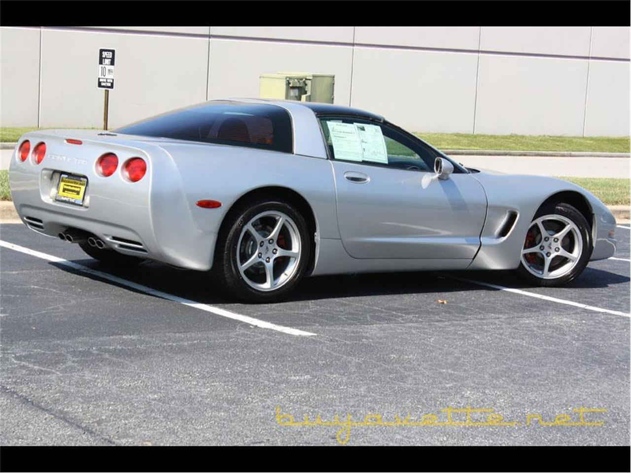Large Picture of '02 Corvette located in Georgia Offered by Buyavette - JALL
