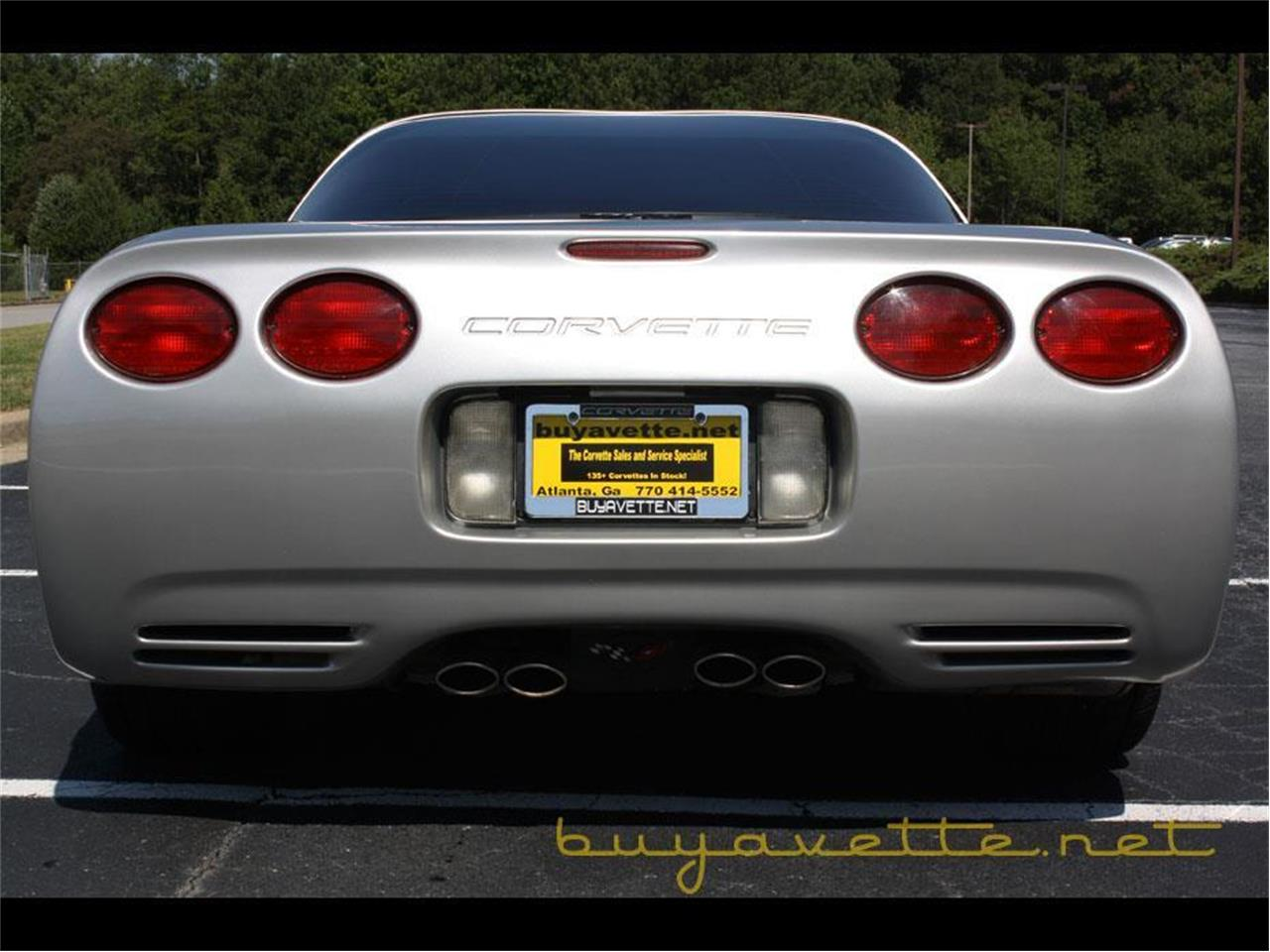 Large Picture of 2002 Chevrolet Corvette Offered by Buyavette - JALL