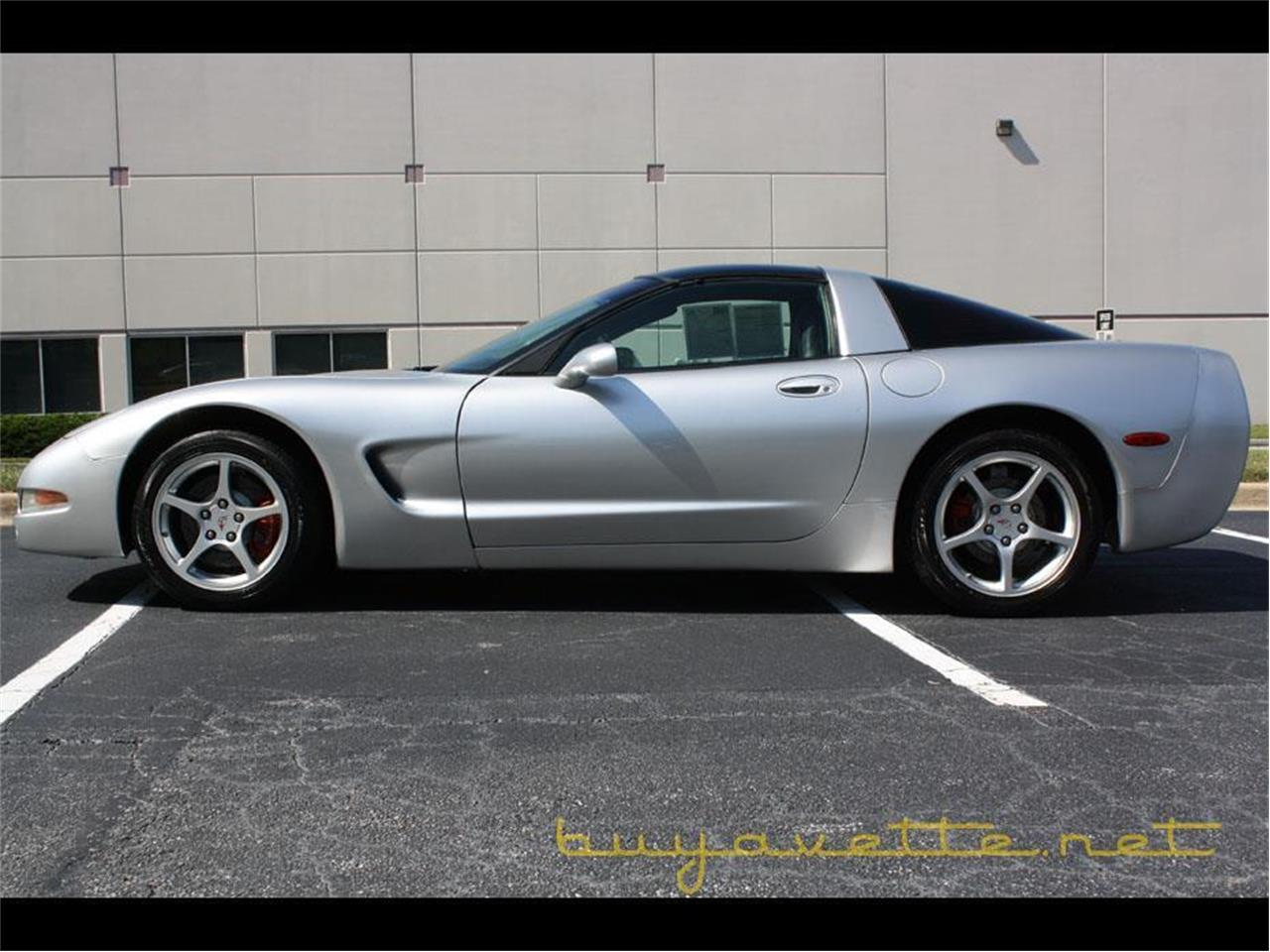 Large Picture of '02 Chevrolet Corvette - $15,991.00 Offered by Buyavette - JALL