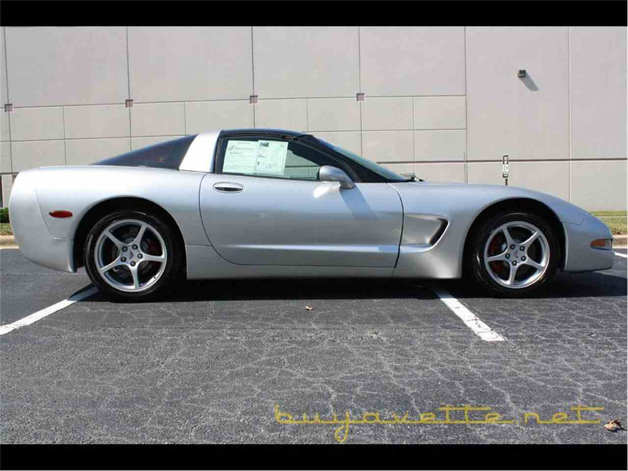 Large Picture of '02 Corvette - JALL