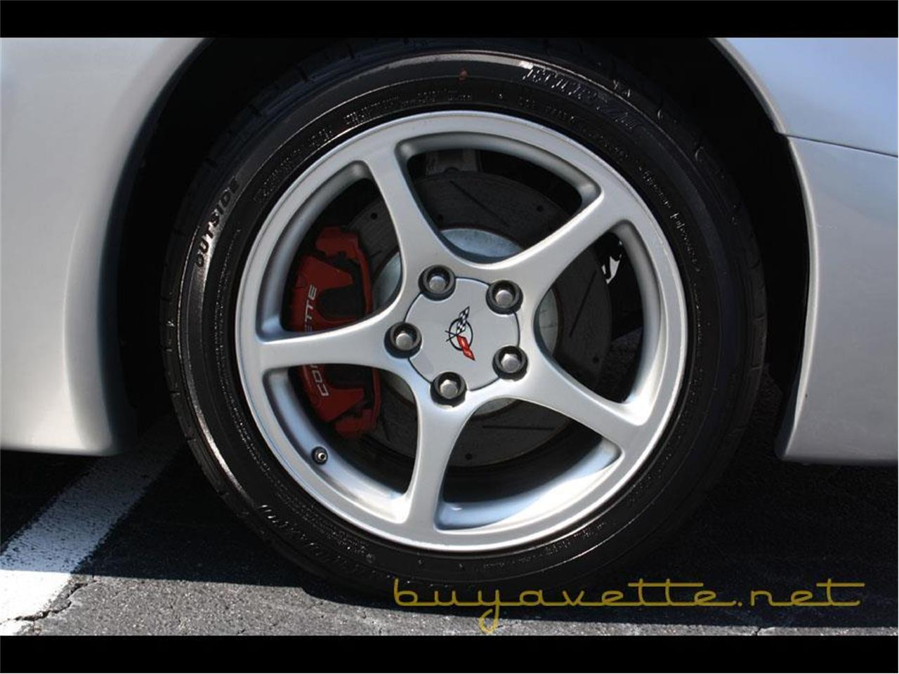 Large Picture of 2002 Chevrolet Corvette located in Atlanta Georgia - $15,991.00 Offered by Buyavette - JALL
