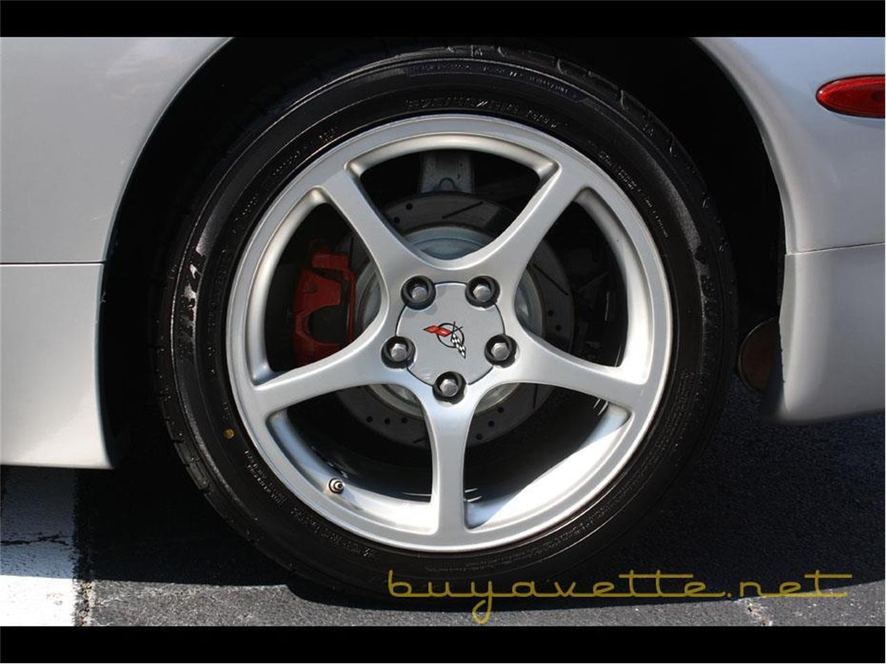 Large Picture of '02 Chevrolet Corvette Offered by Buyavette - JALL