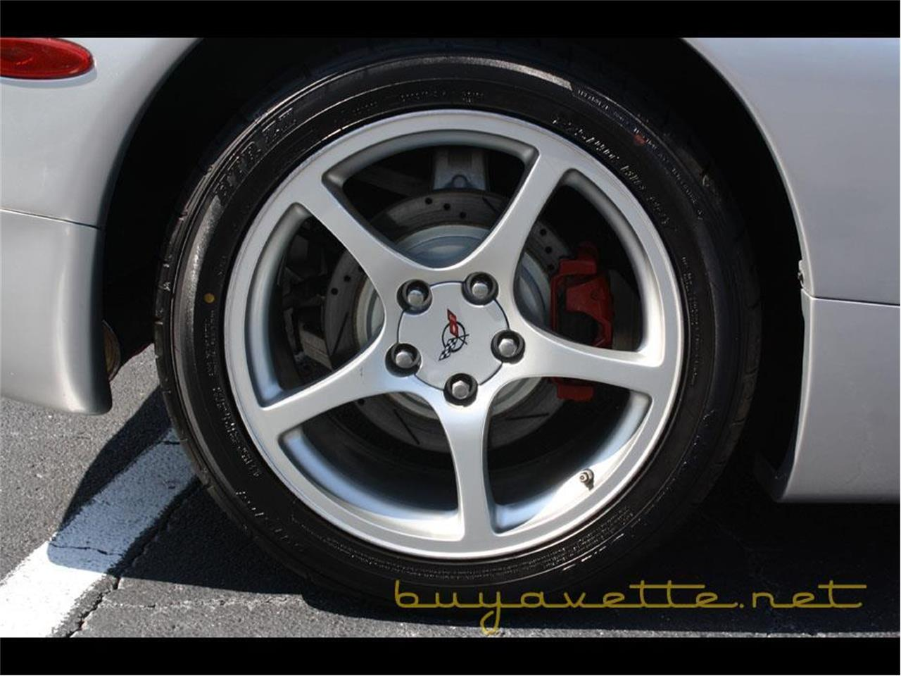 Large Picture of 2002 Chevrolet Corvette located in Atlanta Georgia Offered by Buyavette - JALL