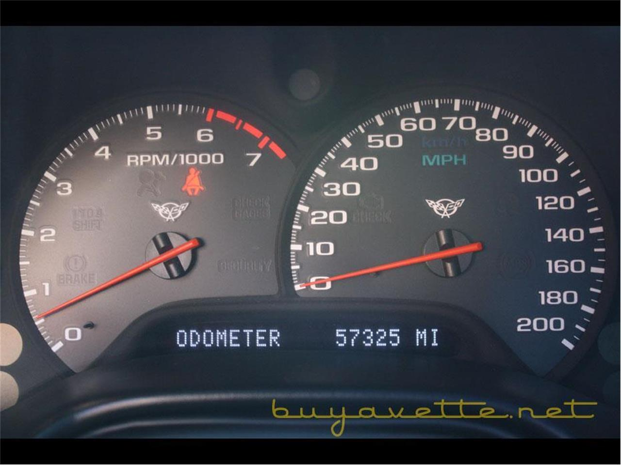 Large Picture of 2002 Chevrolet Corvette located in Georgia Offered by Buyavette - JALL