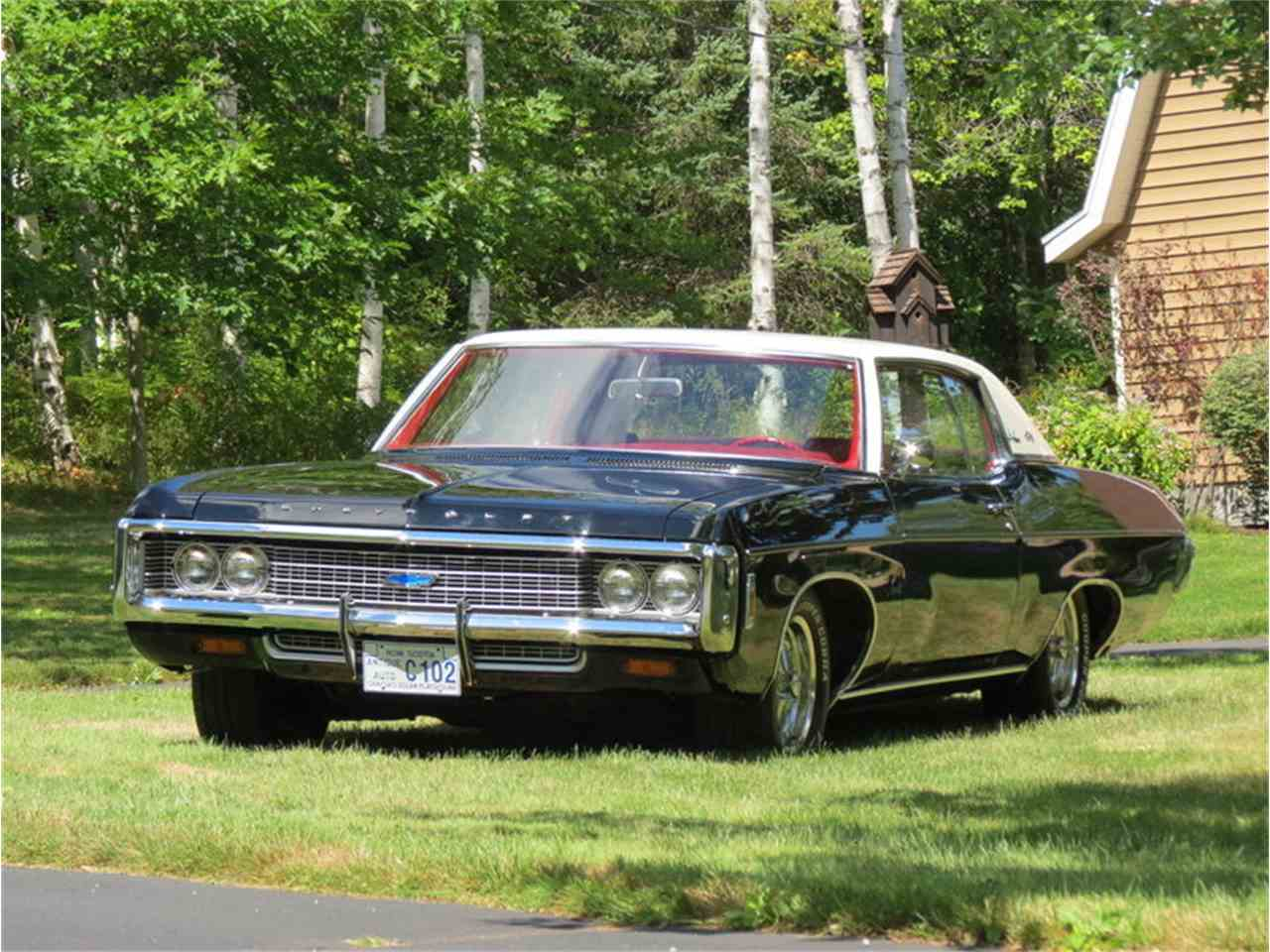 Large Picture of '69 Chevrolet Impala Offered by Silverstone Motorcars - JALU