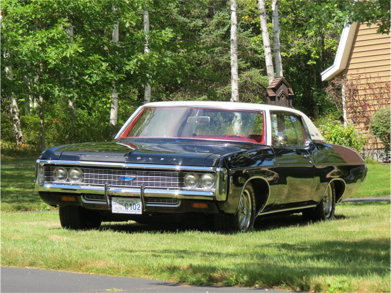 Large Picture of 1969 Chevrolet Impala - $22,500.00 - JALU