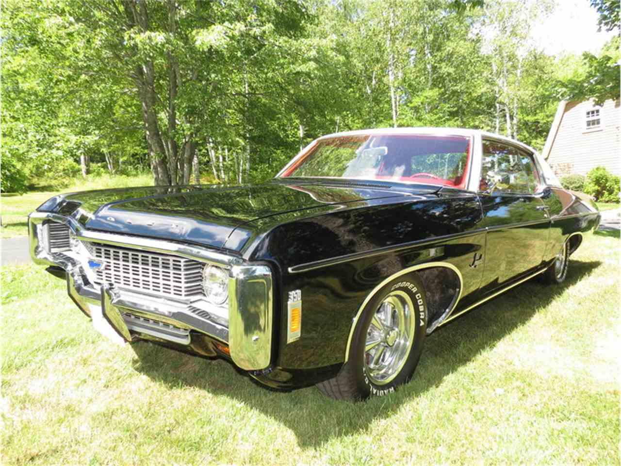 Large Picture of Classic 1969 Chevrolet Impala located in North Andover Massachusetts - $22,500.00 Offered by Silverstone Motorcars - JALU