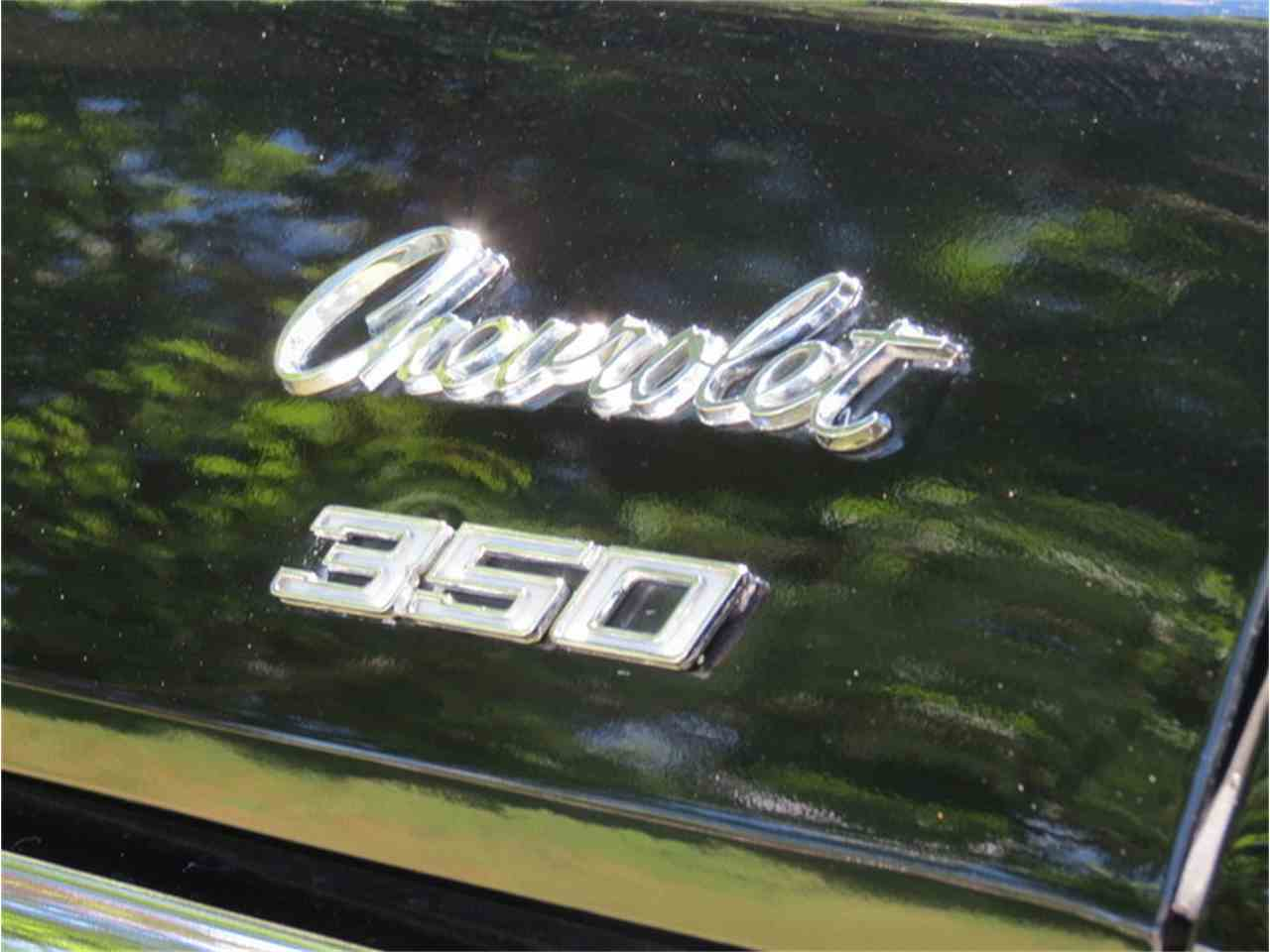 Large Picture of Classic '69 Chevrolet Impala Offered by Silverstone Motorcars - JALU