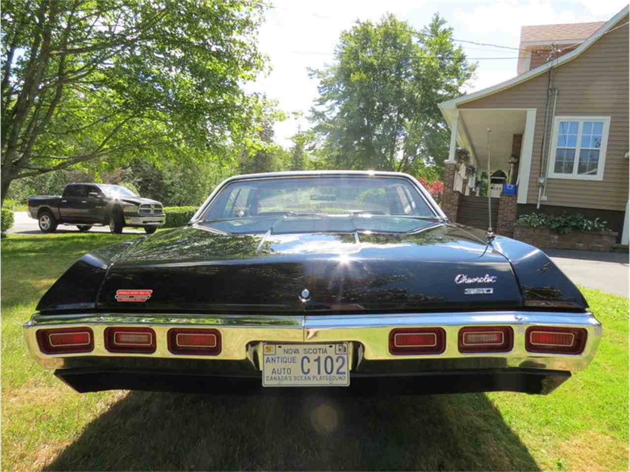 Large Picture of Classic '69 Chevrolet Impala located in Massachusetts - JALU