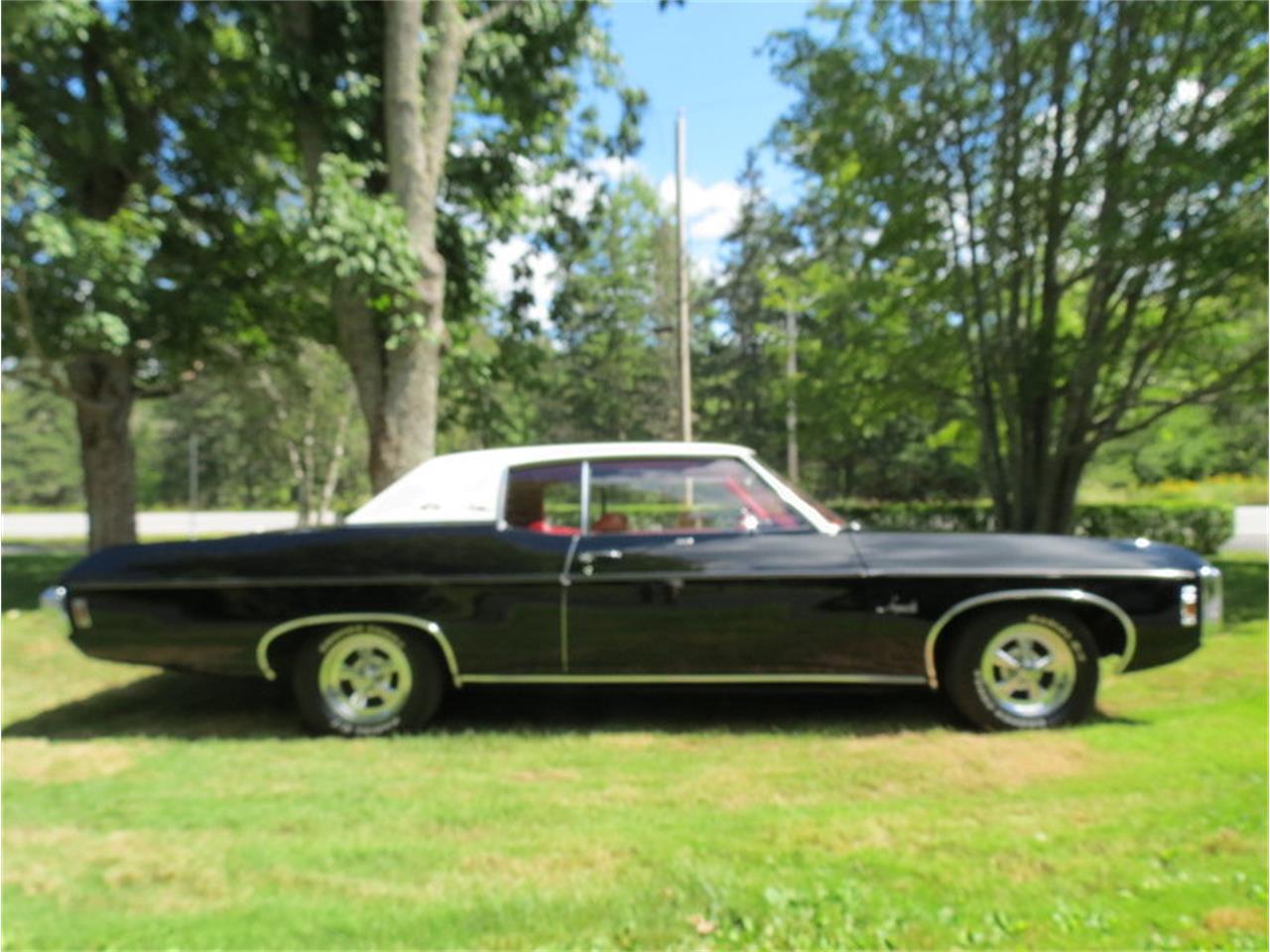 Large Picture of Classic 1969 Chevrolet Impala - $22,500.00 - JALU