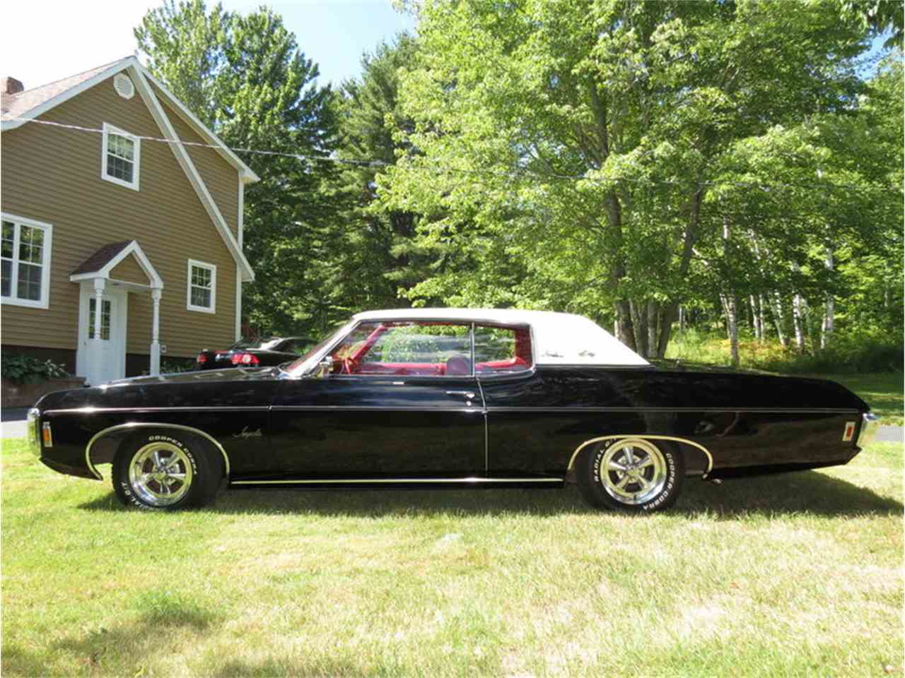 Large Picture of Classic '69 Impala located in North Andover Massachusetts - JALU