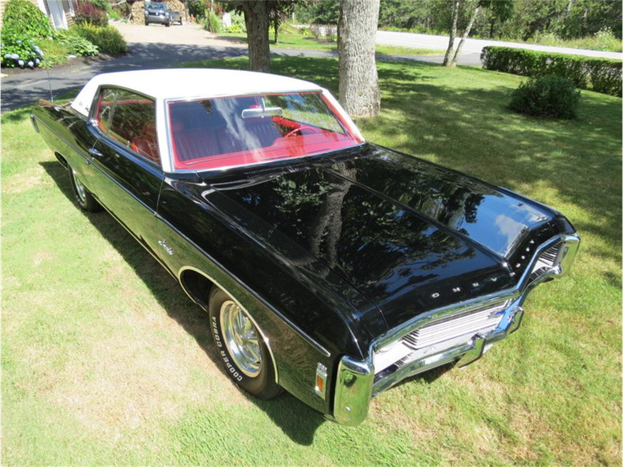Large Picture of '69 Impala located in Massachusetts - $22,500.00 Offered by Silverstone Motorcars - JALU