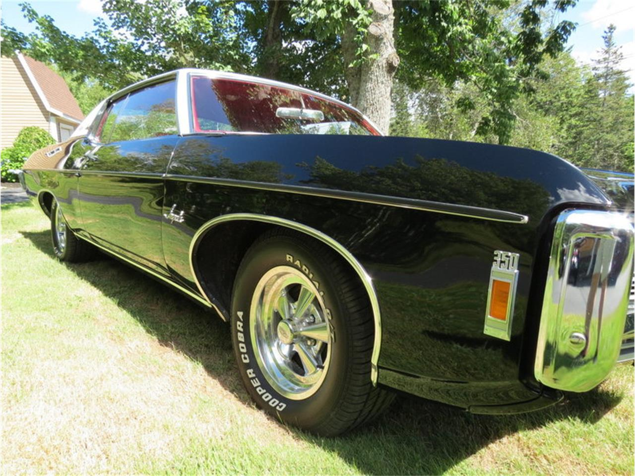 Large Picture of Classic 1969 Impala located in Massachusetts Offered by Silverstone Motorcars - JALU