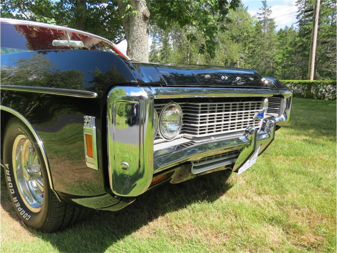 Large Picture of '69 Chevrolet Impala located in Massachusetts - JALU