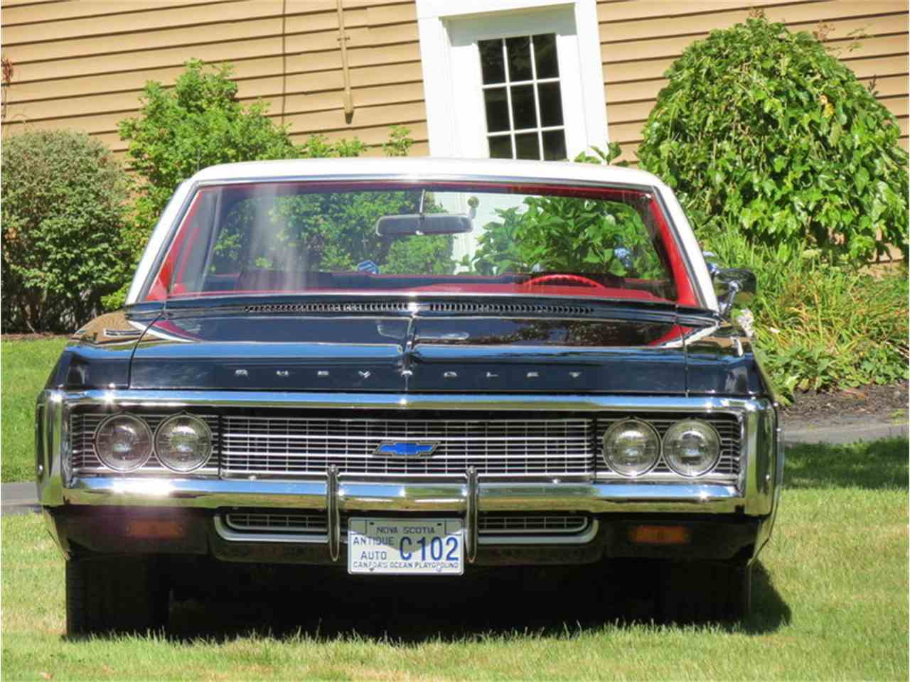 Large Picture of Classic 1969 Impala located in Massachusetts - $22,500.00 - JALU