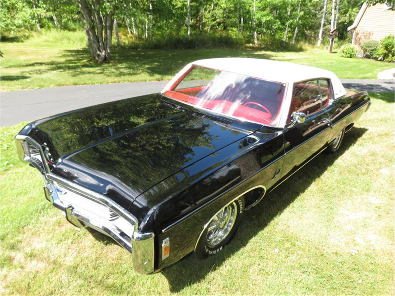 Large Picture of Classic '69 Chevrolet Impala located in North Andover Massachusetts - $22,500.00 - JALU
