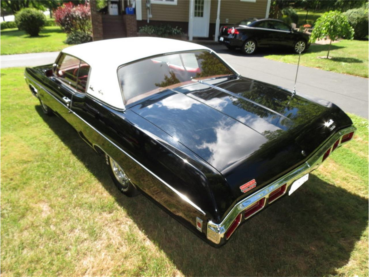 Large Picture of Classic '69 Chevrolet Impala - $22,500.00 Offered by Silverstone Motorcars - JALU