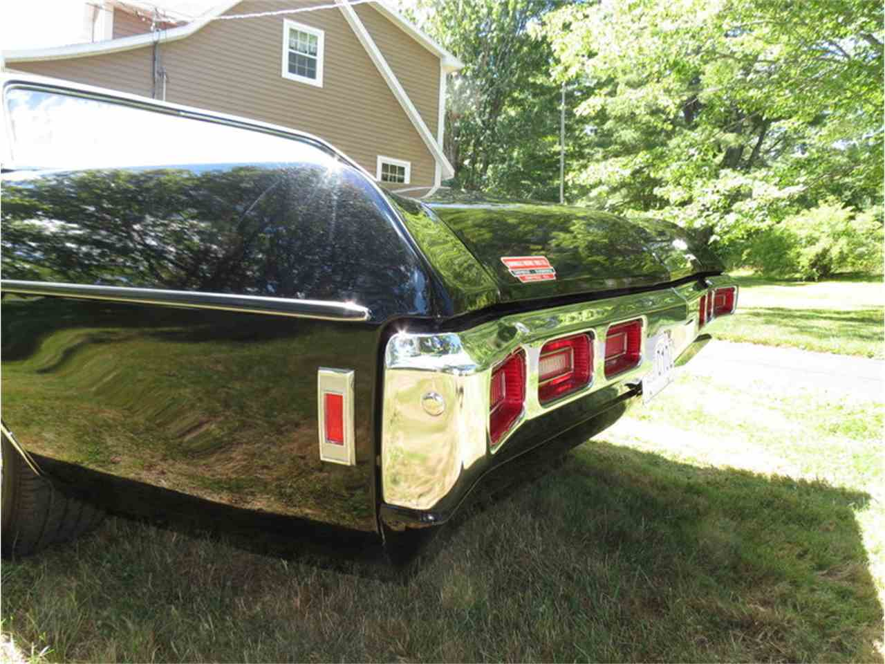 Large Picture of '69 Chevrolet Impala located in North Andover Massachusetts - JALU
