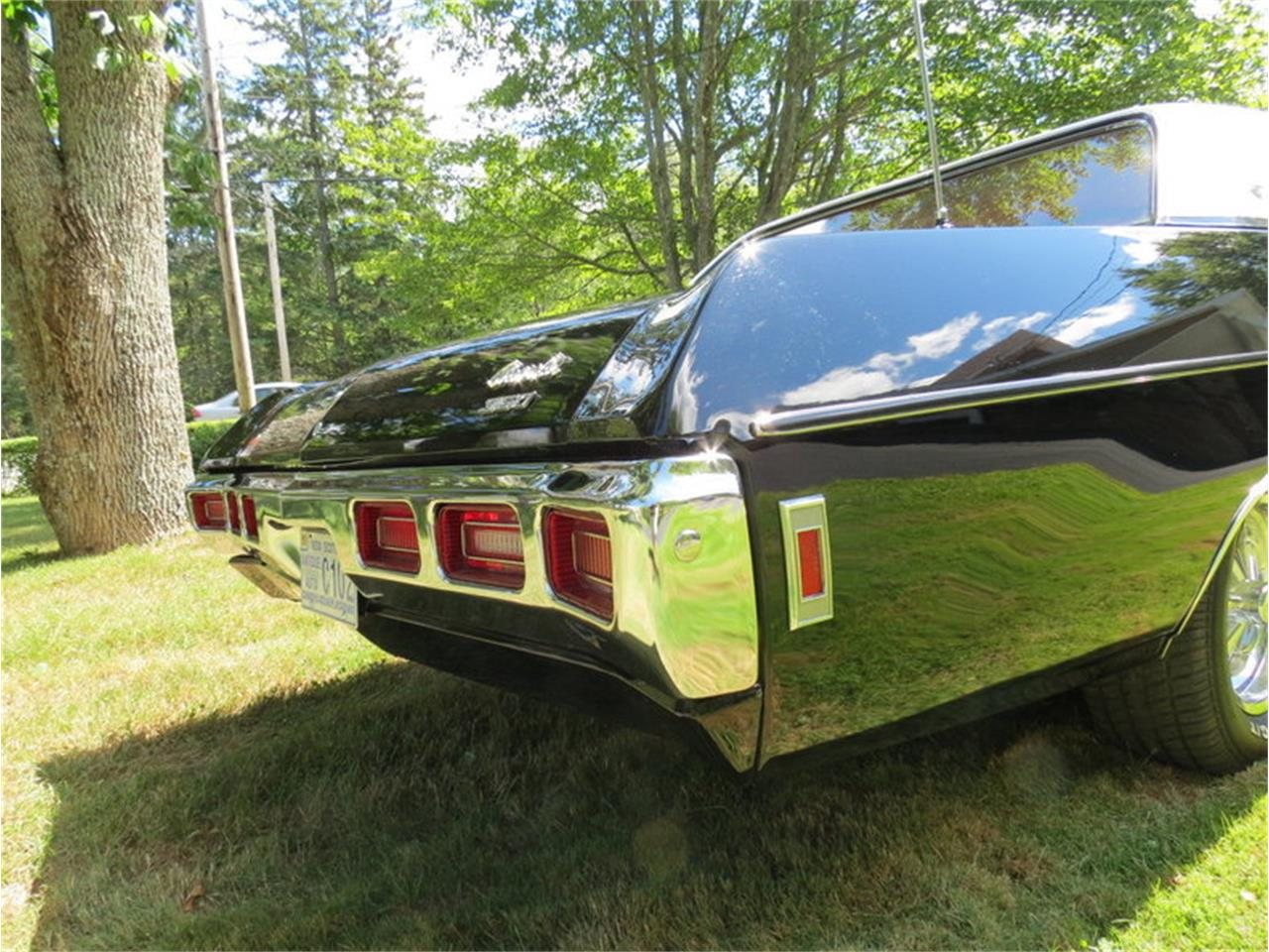 Large Picture of Classic '69 Chevrolet Impala located in Massachusetts - $22,500.00 Offered by Silverstone Motorcars - JALU
