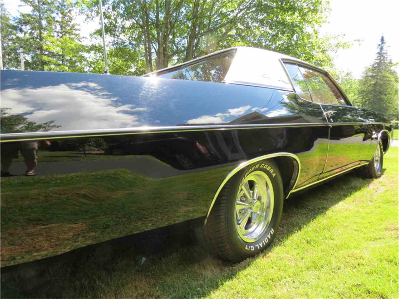 Large Picture of '69 Impala - $22,500.00 Offered by Silverstone Motorcars - JALU