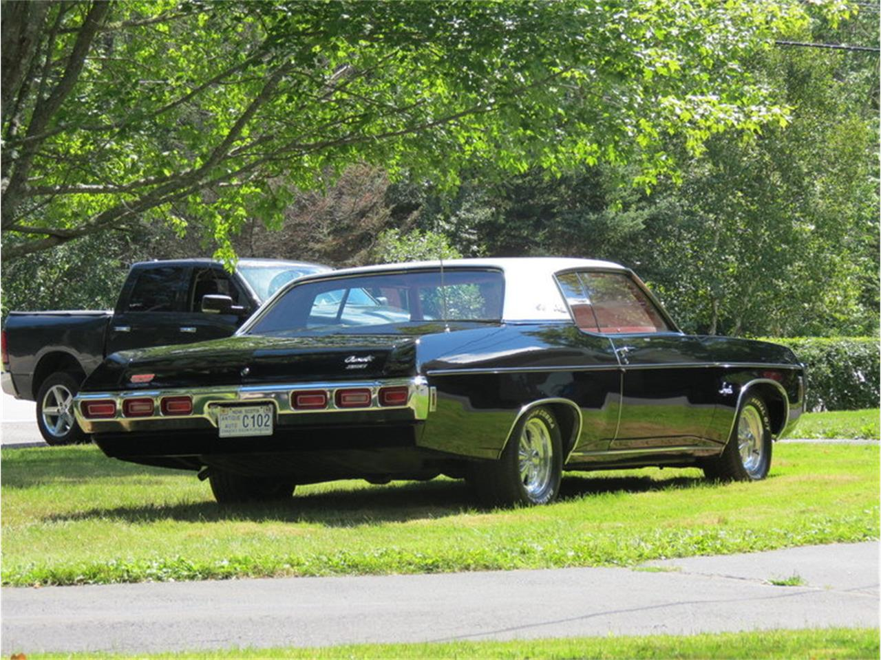 Large Picture of Classic '69 Impala located in North Andover Massachusetts Offered by Silverstone Motorcars - JALU