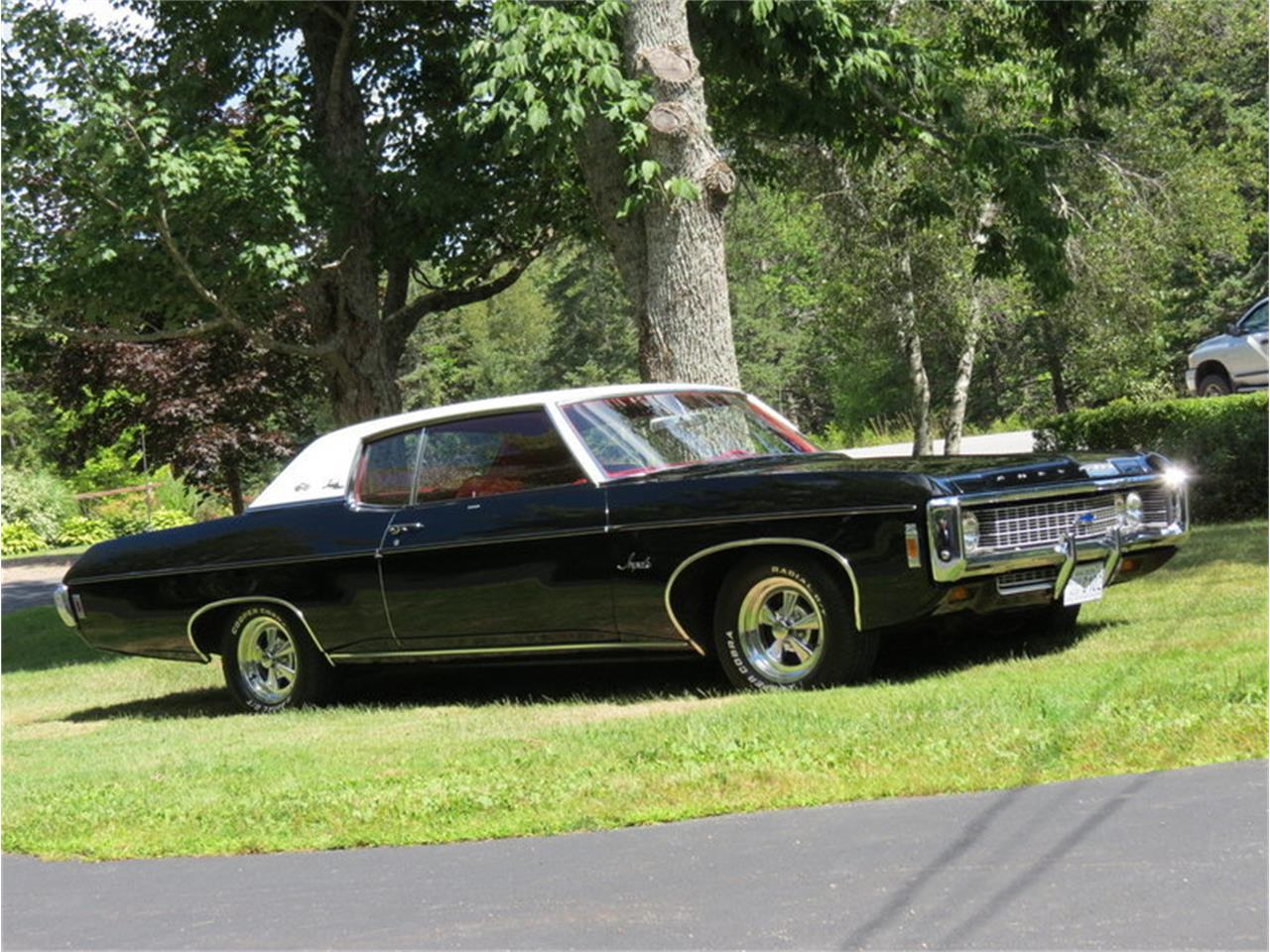 Large Picture of '69 Impala located in North Andover Massachusetts Offered by Silverstone Motorcars - JALU