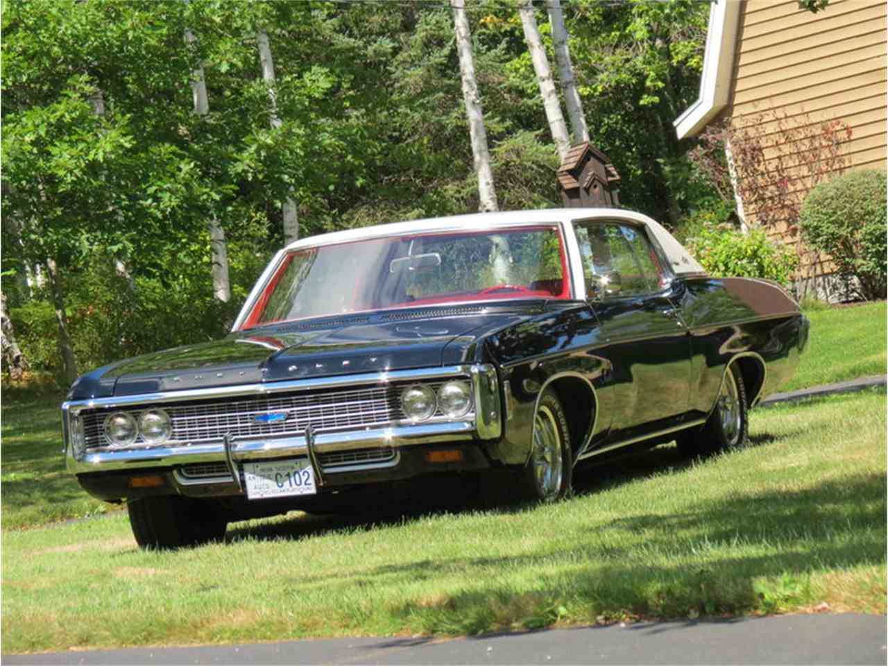Large Picture of Classic 1969 Chevrolet Impala Offered by Silverstone Motorcars - JALU