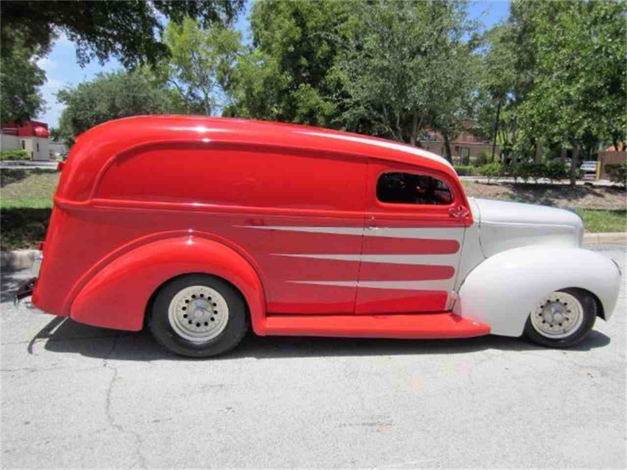 1941 Ford Delivery Truck Hot Rod for Sale | ClassicCars.com | CC-902121