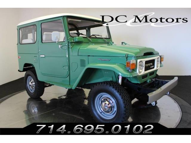 Picture of '80 Land Cruiser FJ - JAM2