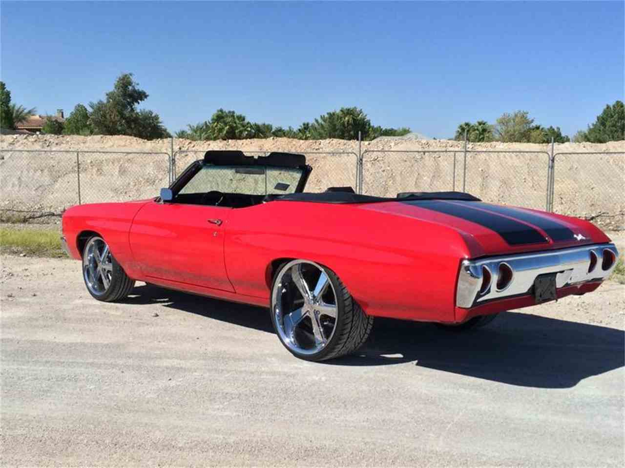 Large Picture of '71 Chevelle - JC4V