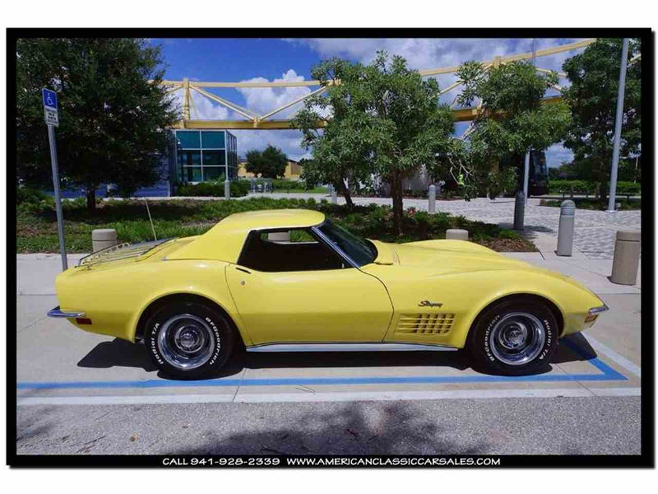 Large Picture of '70 Corvette - JC5K