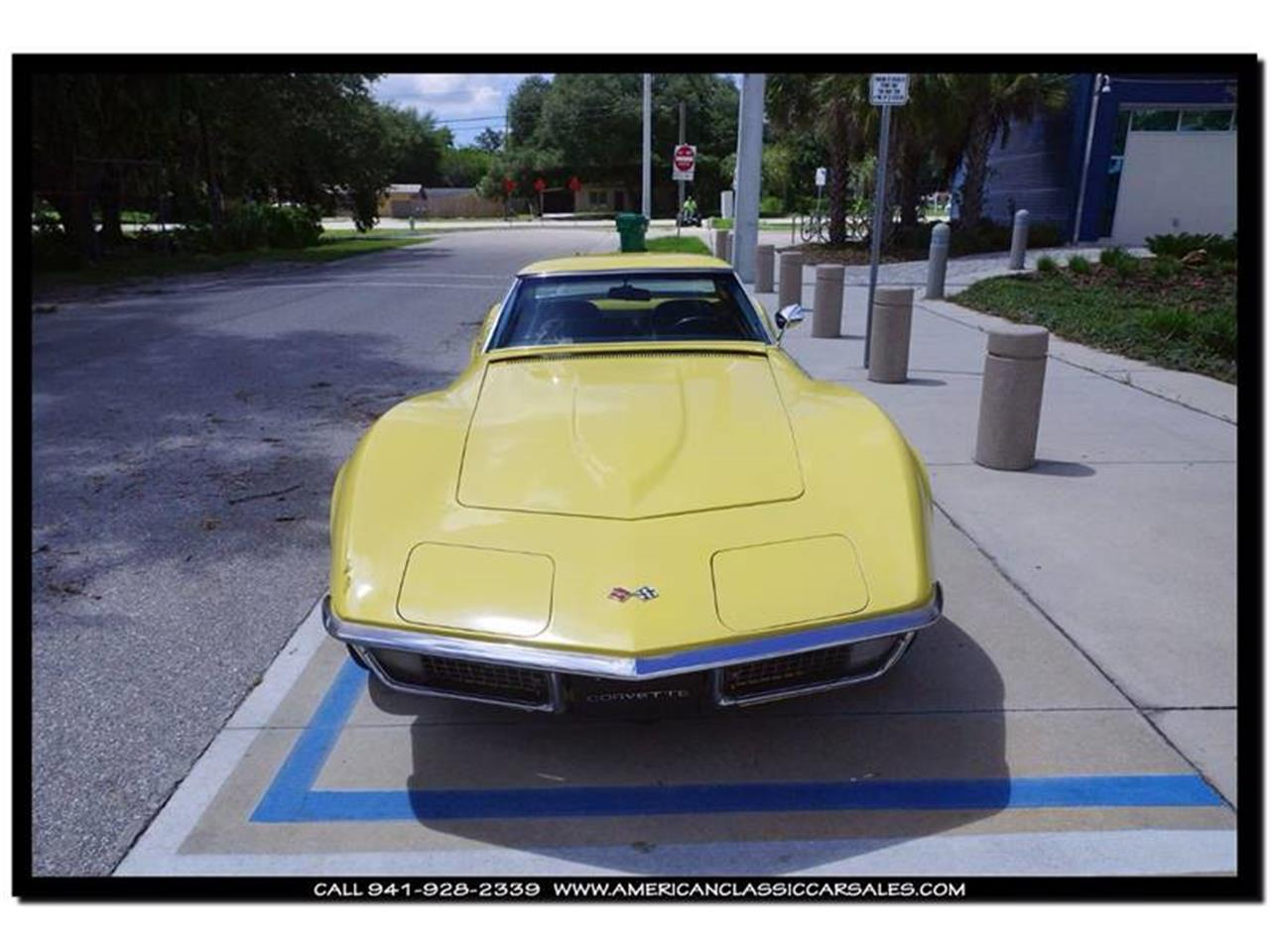 Large Picture of Classic 1970 Corvette Offered by American Classic Car Sales - JC5K