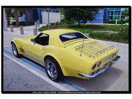 Picture of Classic '70 Chevrolet Corvette Offered by American Classic Car Sales - JC5K