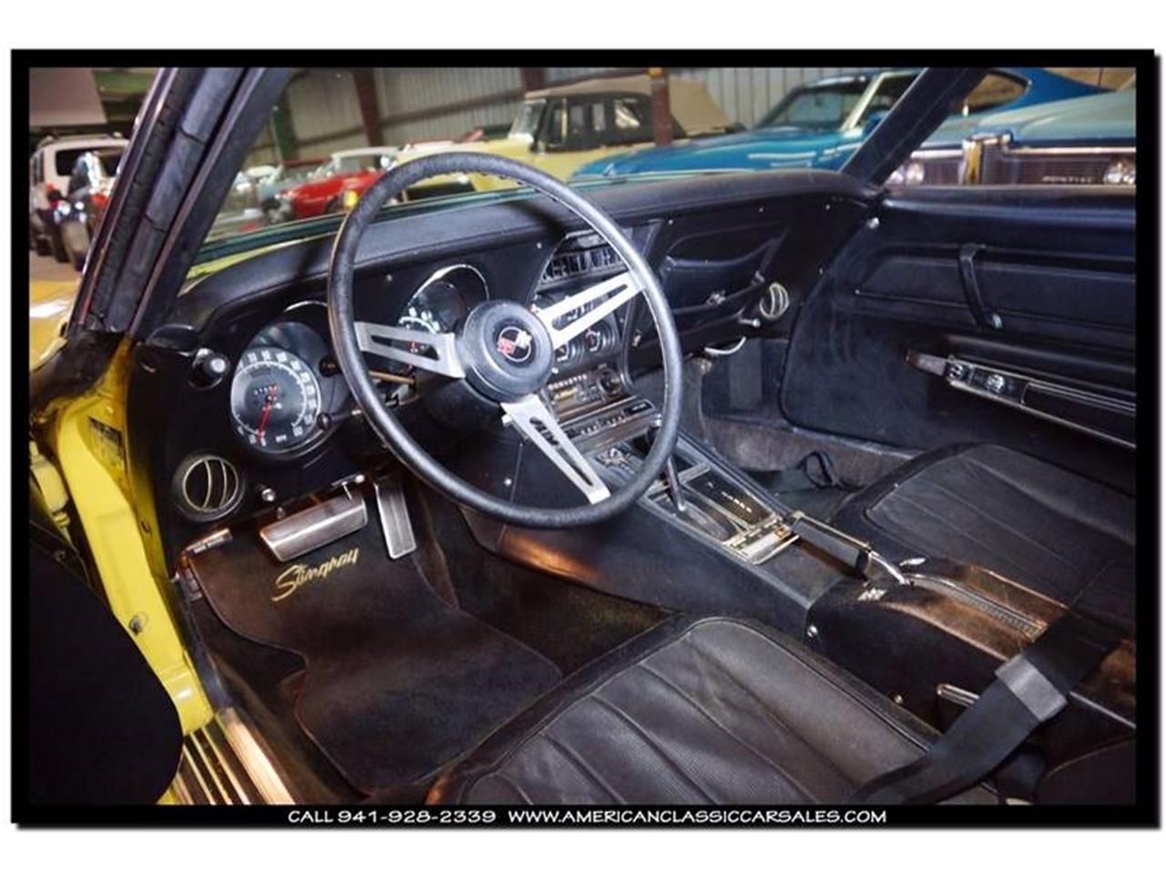 Large Picture of Classic 1970 Chevrolet Corvette located in Florida - $35,900.00 - JC5K