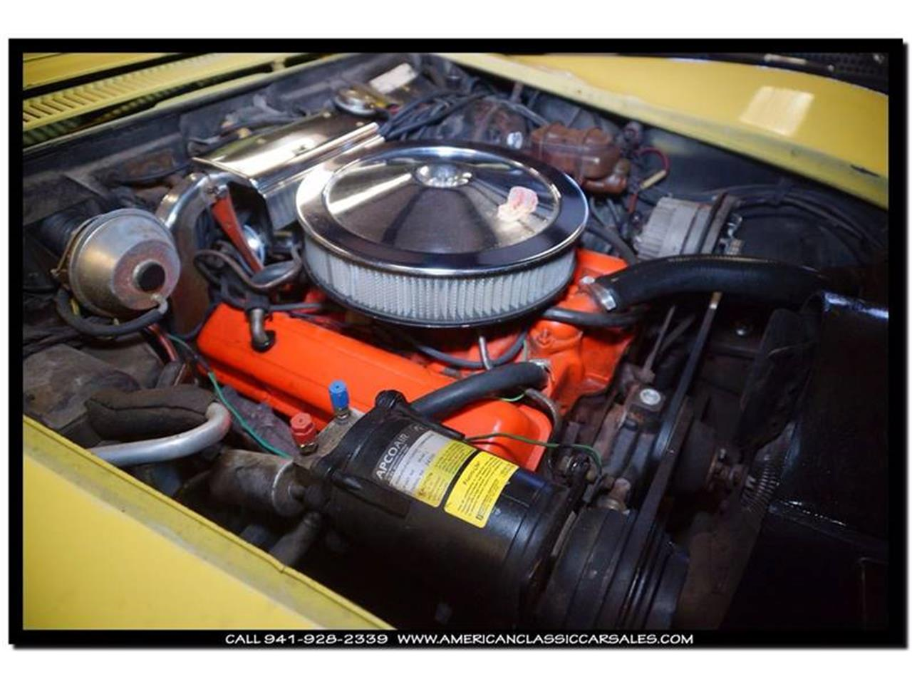 Large Picture of 1970 Chevrolet Corvette - $35,900.00 Offered by American Classic Car Sales - JC5K