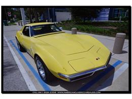 Picture of Classic '70 Chevrolet Corvette - $35,900.00 Offered by American Classic Car Sales - JC5K